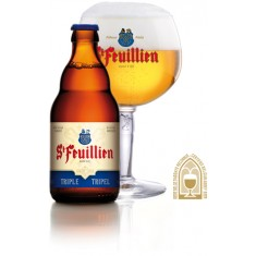 St Feuillien - Triple 33cl Blonde 8.5°