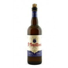 St Feuillien - Triple 75cl Blonde 8.5°