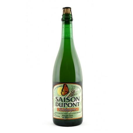 Dupont Saison Bio 75cl Blonde