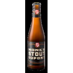 Dupont Monk's Stout 33cl Noire 5.2°