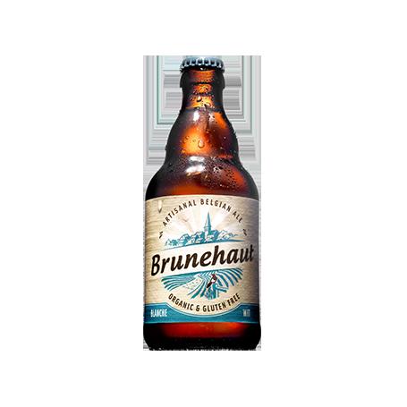 Brunehaut 33cl Blanche Bio 5°