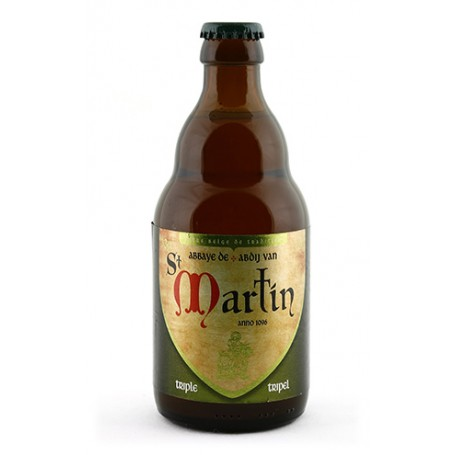 St Martin 33cl Triple Blonde 9°