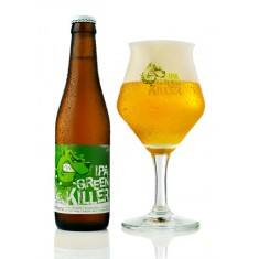 Silly Green Killer IPA 33cl Blonde