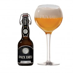 Caulier Paix Dieu 33cl Blonde 10°