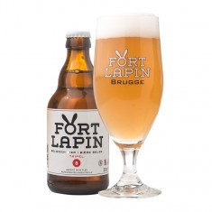 Fort Lapin - 8 Triple 33cl Blonde 8°