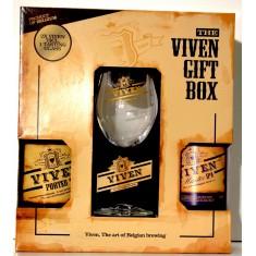Viven - Coffret 2x75cl + 1  Verre
