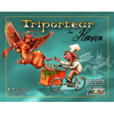 Bom - Triporteur From Heaven 33cl Brune 6.6°