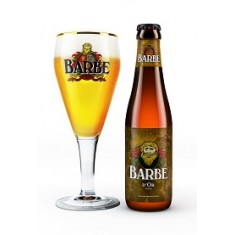 Barbe - D'or 33cl Blonde 7.5°