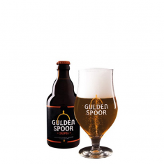 Gulden Spoor - Triple 33cl Blonde 8°