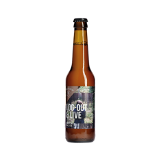 WhiteFrontiere - Log-Out & Live (APA) 33cl Blonde 5°