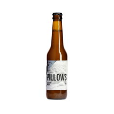 WhiteFrontiere - Pillows 33cl  Blanche 4°