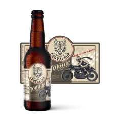 Couvaloup - Torque 33cl Blonde 5.2°