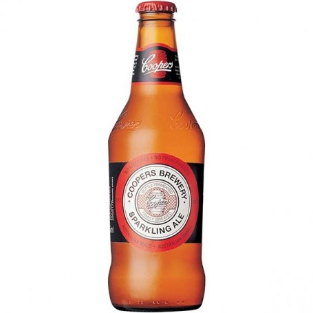 Coopers Brewery - Sparkling Ale 37.5cl Blonde 5.8°