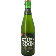 Boon - Oude Geuze 25 cl Blonde 7°