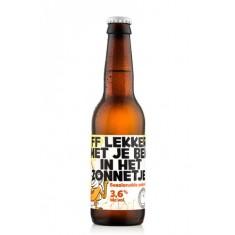 Uiltje - Lekker Met 33 cl Pal Ale Blonde 3.6°