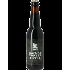 Kees - Export Porter 1750 33cl Noire 10.5°