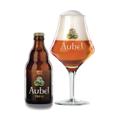 Grain d'Orge Aubel Triple  ( Blonde )