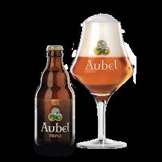 Grain d'Orge - Aubel Triple 33cl Blonde 9°