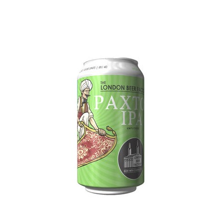 The London Beer Factory - Paxton 33cl Ambrée 6°