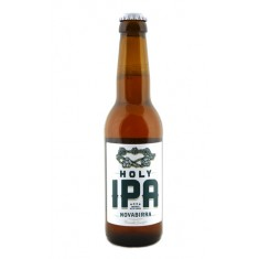 Novabirra - Holy IPA 33cl Blonde 6.5°