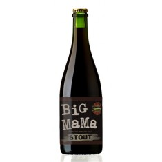 Novabirra - Big mama Stout 33cl Noire 8°