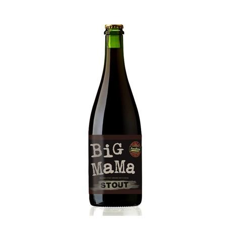 Novabirra Bigmama Stout ( Noire )