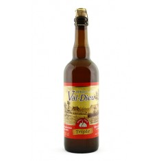 Val Dieu -Triple 75 cl Blonde 9°