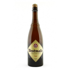 Westmalle - Triple 75cl Blonde 9.5°