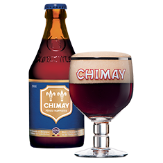 Chimay - Bleu 33cl Brune 9°