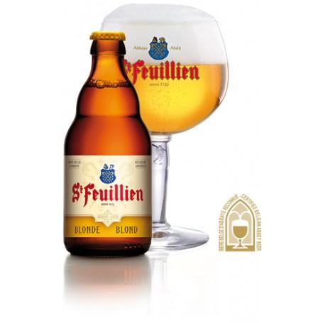 St feuillien  ( Blonde )